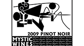 Home Ranch Vineyard Pinot Noir Label