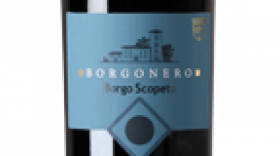 Borgo Scopeto 2015 Borgonero | Red Wine