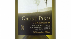 Ghost Pines Winemaker's Blend Chardonnay | White Wine
