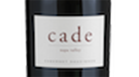 Cade 'Napa Valley' Cabernet Sauvignon Label