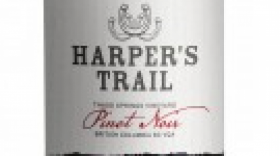 Harper's Trail Estate Winery 2016 Pinot Noir | Red Wine