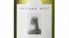 Waipara West 2014 Sauvignon Blanc Label