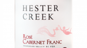 Hester Creek Estate Winery 2016 Cabernet Franc Label
