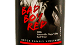 Bad Boy Red Blend | Red Wine