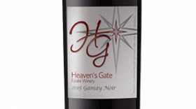 Heaven's Gate 2015 Gamay Noir | Red Wine