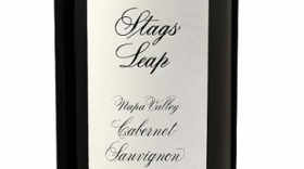 Stags' Leap 2010 Cabernet Sauvignon Label
