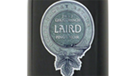 Laird Family Estate 2012 Pinot Noir Label