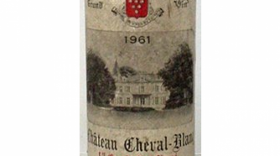 Chateau Cheval Blanc 1961 | Red Wine