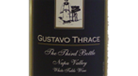 The 3rd Bottle White Table Wine Napa Valley Label