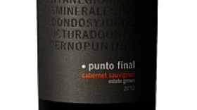 Punto Final Cabernet Sauvignon 2012 | Red Wine