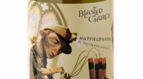 Blasted Church Hatfield's Fuse 2016 Label