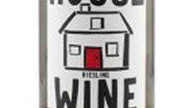 House Wine 2011 Riesling Label