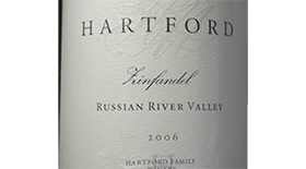 Hartford Family Winery 2006 Zinfandel | Red Wine