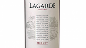 Bodega Lagarde 2017 Merlot | Red Wine