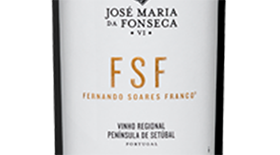 FSF Red Wine Label
