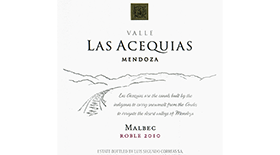 Las Acequias | Red Wine