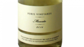 Foris Vineyards 2015 Moscato | White Wine