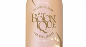 Botonique Botanical Drink 2018 Blush Label