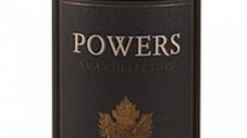 Powers Winery AVA Collection Rattlesnake Hills AVA Cabernet Sauvignon 2014 Label