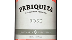 Periquita Rosé Wine Label