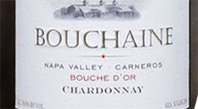 Bouchaine Bouche d'Or Late Harvest Chardonnay | White Wine