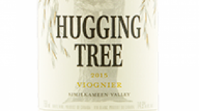 Hugging Tree Winery  2015 Viognier | White Wine
