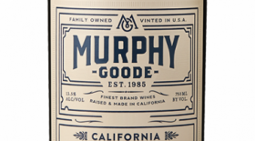 Murphy-Goode Winery 2012 Red Blend California Label