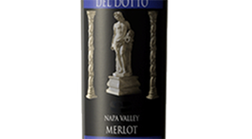 Rutherford Merlot Label