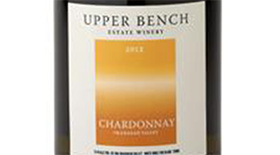 Upper Bench 2012 Chardonnay | Red Wine