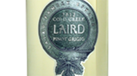Laird Family Estate 2013 Pinot Gris (Grigio) Label