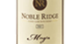 Noble Ridge Mingle 2013 Label