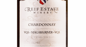 Reif Estate Winery 2016 Chardonnay | White Wine