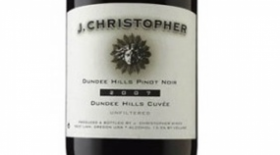 J Christopher 2014 Dundee Hills Pinot Noir | Red Wine