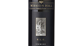 Mission Hill S.L.C. Select Lot Collection 2011 Riesling Icewine Label