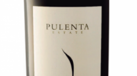 Pulenta Estate Red Blend 2014 Label