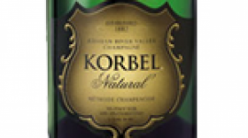 Korbel Natural' Label