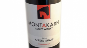 Montakarn Estate Winery 2015 Angel Share | Red Wine