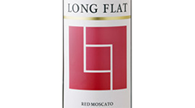 Long Flat 2012 Red Moscato | Red Wine