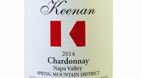Robert Keenan Winery 2014 Chardonnay | White Wine