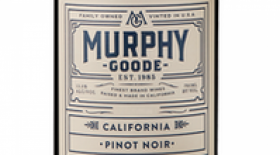 Muprhy-Goode Winery 2014 Pinot Noir California Label