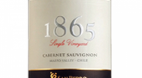 San Pedro 1865 Single Vineyard 2014 Cabernet Sauvignon | Red Wine