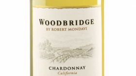 Woodbridge Chardonnay Label