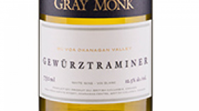 Gray Monk Estate Winery 2016 Gewürztraminer Label