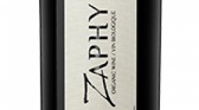 Trapiche Zaphy Malbec Label