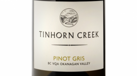Tinhorn Creek Vineyards 2017 Pinot Gris (Grigio) | White Wine