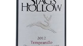 Stag's Hollow 2012 Tempranillo | Red Wine