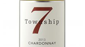 Township 7 Vineyards & Winery 2013 Chardonnay Label