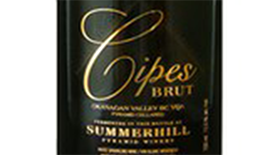 Summerhill Cipes Brut  Label