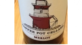 Coffee Pot Cellars 2009 Merlot | Red Wine