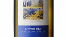 Artist Series Sovereign Opal 2014 Label